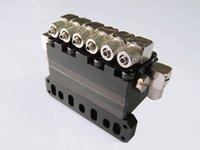 Giocattoli auto RC mdoel JD-25 Mini Kit blocco valvola idraulica per escavatore idraulico 1:12 e accessori modello di caricatore