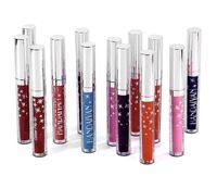 NUEVO 7 colores HANDAIYAN glitter flip lip antiadherente brillo de labios de vidrio en stock con regalo