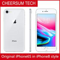 8 스타일의 모바일 폰 4.7 5.5 인치 쇼 64기가바이트 256기가바이트 상자에 원래 아이폰 6S는 아이폰 8 주택 무료 DHL 년에 새로 단장 iphone6s