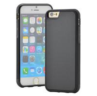 Cassa del telefono anti-gravità per IPhone X 8 7 6s 6 Plus Samsung S7 S6 bordo Magic Stick Anti gravità Nano coperchio di aspirazione