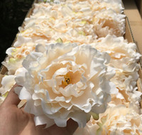 15cm Silk Peony Flower Heads Wedding Party Decoration Artifi...