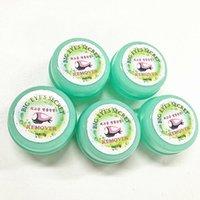 Seashine remover cream 안티 감도 안전 induvidual 속눈썹 접착제 제거제 한국산으로 만든 15g 재고 있음 무료 배송