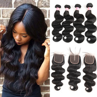 9A Malaysian Peruvian Indian Brazilian Virgin Body Wave Hair...