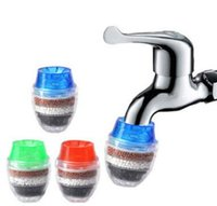 التنظيف المنزلية تصفية المياه صنبور المطبخ مصغرة لتنقية الهواء تنقية المياه تصفية المياه خرطوشة تصفية