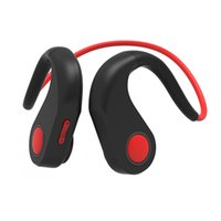 TBT Bone Conduction Headset Bluetooth Wireless Earphone BT4....