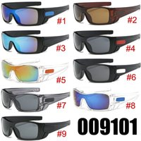New Arrival Big Frame Sunglasses Popular Wind Cycling Mirror...