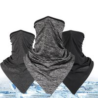 Creative Ice Silk Multi- function Headscarf Outdoor Sports Ma...
