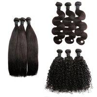 Nuevo Llegada Human Pein Bundles Body Wave Straight Grosor Brasileño Virgen Pelo Extensión Color Natural Color Doble Bella Hair
