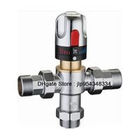 Thermostatischer Labormischer / Thermostatventil / Wassertemperaturregler