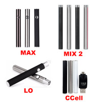 Amigo Max Mix 2 LO Cell Ecig Battery 510 Thread Battery Preh...