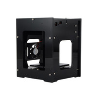 더블 팬 1000mW USB 데스크탑 레이저 조각기 기계 DIY 로고 마크 프린터 커터 CNC 레이저 조각 기계 70x70mm 조각 범위
