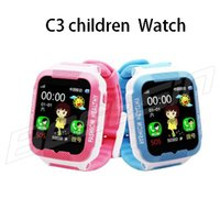 Fashion Children Smart Watch LBS Waterproof Kids SmartWatch ...