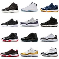 2018 new arrived shoes 11s basketball shoes high and low Vel...