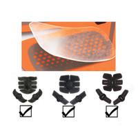 استبدال EMS مشجعا منصات ABS التنغيم اللياقة البدنية الهلاميات المائية العضلات المدرب اكسسوارات جل صفائح لجل الوسادة