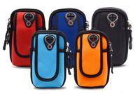 ل iphone7 سامسونج غالاكسي S7 العالمي للماء الحقيبة حقيبة الجري رياضة Armband حقيبة آيفون 6S 7 زائد S8 LLFA
