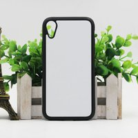 Mobile Pcs Wholesale Soft Blank Heat IPhone 60 Phone Shell For PC MAX XR Printing TPU 2D XS Hard Cell Case Rsnpf