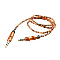 Male to male 3. 5mm audio auxiliary line 1m 3. 5mm jack car he...