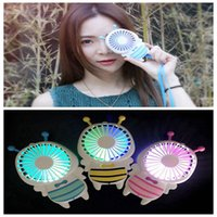 8 Photos Wholesale bees lighting - Cute Bee Small Fan Portable Air Cooler Speed Adjustable Battery Inside USB & Wholesale Bees Lighting - Buy Cheap Bees Lighting in Bulk from ...