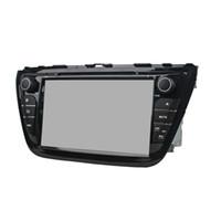 Lecteur DVD De Voiture Pour Suzuki SX4 2014 2 GB RAM 8 pouces Andriod 6.0 Octa-core avec GPS, Commande Au Volant, Bluetooth, Radio