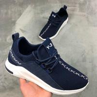 super popular b46aa 64d6a Zapatos deportivos ocasionales Y-3 HIGH, zapatos corrientes para hombre,  2018 zapatillas de