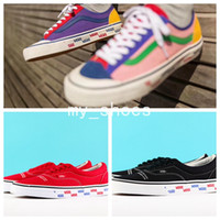 New Top Quality Vault Canvas Undercover OG Era LX Temples Bl...
