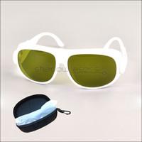 نظارات السلامة SDLasers T3S1 405nm الأرجواني 450nm مؤشر الليزر الأزرق الأشعة تحت الحمراء ليزر 808nm 980nm 1064nm الأشعة فوق البنفسجية ليزر حماية العين نظارات