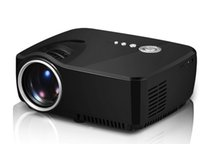 GP70 2016 새로운 영사기 HD LED HDMI USB 영상 디지털 방식으로 가정 극장 휴대용 HDMI USB LCD DLP 영화 피코 LED 소형 영사기