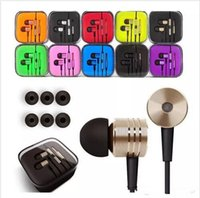 In- Ear Xiaomi HIFI Headphone Noise Cancelling Headset Univer...