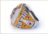 최신 2018 워싱턴 수도 Stanley 컵 월드 챔피언십 반지 MVP ovechkin 사용자 정의 아이스 하키 반지 높은 quanlity 기념품 선물