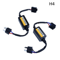 2X H7 H4 H8 H1 9006 9005 H3 Resistenza cavo Canbus H11 HB3 HB4 LED Canceller Load No Error Flickering Decoder Wire 2PCS