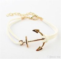 Anchor Bracelets For Women Men Fashion Charm Bracelets & Ban...