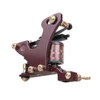 Tattoo Maschine Professionelle Tätowierung Gun Shader Gun Coloring Machine WQ4149