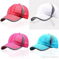 Fashion New Multi Colors Sun Shading Mesh Cotton Baseball Hat Hip Hop Men  Women Snapback High Quality 8 7kt aa d0978dc02fa0