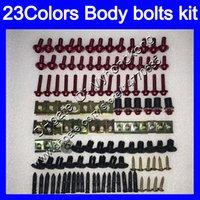 boulons Carénage kit de vis complet pour HONDA NSR NSR250R MC28 250R NSR250 R 1994 1995 1996 1997 1998 1999 Kit boulon écrou vis Nuts Body 25Colors