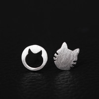 designer earrings jewelry fashion 925 sterling silver Meow s...