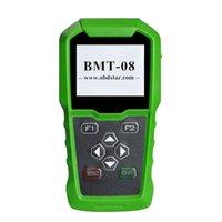 OBDSTAR BMT-08 12 V / 24 V 100-2000 CCA 220AH Carga Automotiva Testador de Bateria e Bateria de Carro OBD2 Correspondência Ferramenta