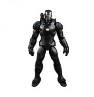 Captain America Civil Clint War Machine Lieutenant James Rho...