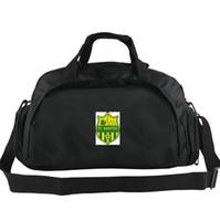 Нантская спортивная сумка FC club tote Поездка с рюкзаком для футбола Багаж для упражнений на плечах
