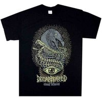 T Shirt Hip- Hop Decapitated Visual Delusion Shirt S M L XL X...