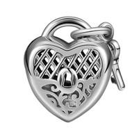 Perle sciolte adatti per bracciali Pandora 925 perline in argento sterling per gioielli ti amano bloccare charms perline fascino fai da te facendo 2018