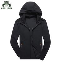 Vestes pour hommes 2021 est arrivé Zhan di Ji Pu Hommes Hommes Casual manteau Outwear Veste Jeune homme Lâche Printemps et Automne Qualité D100