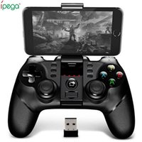 Original Ipega 9076 Bluetooth Wireless Gamepad With 2. 4G Wir...
