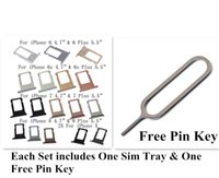 High Quality Metal Sim Card Tray Holder Slot + Free Ejector ...