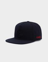 الحرة الشحن ذات جودة عالية قبعة الأزياء الكلاسيكية الهيب هوب العلامة التجارية الرخيصة رجل امرأة snapbacks أسود / أحمر CSBL روز ترتيب النظام