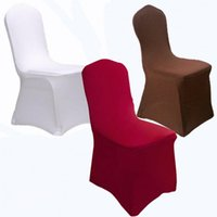 Hotels Chair Cover Home Restaurant Separable Seat Coverings