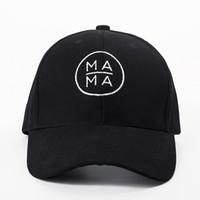 عالية الجودة الأمريكية 100٪ الراكون أمي قبعة بيسبول ماما عارضة أبي قبعة الأزياء الهيب هوب snapback soild قبعة كاب للرجال النساء العظام