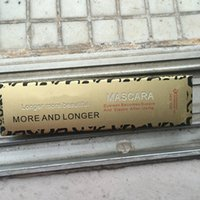 60pcs Makeup Leopard LASH Mascara more and longer black 10ml...