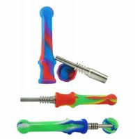 silicone Nectar nector Collector kit Concentrate smoke Pipe ...