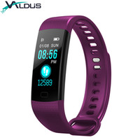 Y5 Smart Wristband Electronics Bracelet Color LCD Watch Acti...