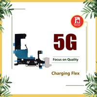 Charging Port Dock USB Connector Flex Cable For iPhone 5 Cha...
